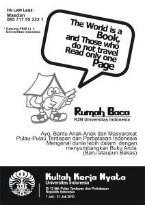 Lindungi Pulau-Pulau Terluar Indonesia dengan Buku!!!