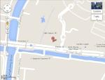google map akademi telkom